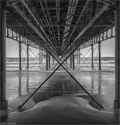 24th Jun 2016 - Under the Pier
