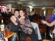 31st Jan 2016 -  Sue and Wendy Having a Great Time.....