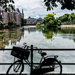 Bike in the centre of The Hague by stiggle