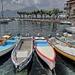 Torri del Benaco - boats in the harbour by spectrum