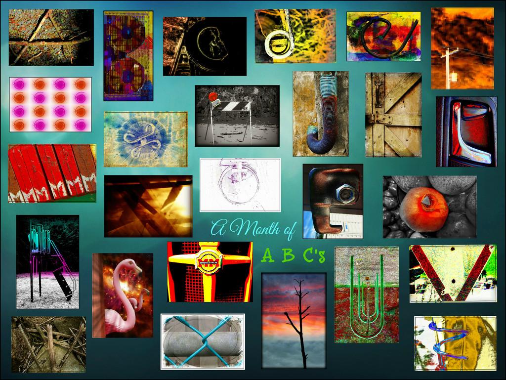My ABC's by olivetreeann