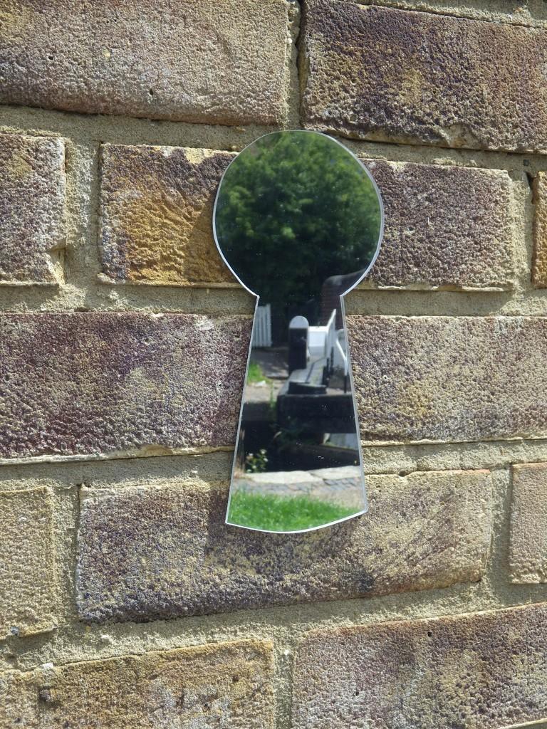 Lock Keyhole by bulldog