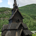 Borgund Stave Church by elisasaeter