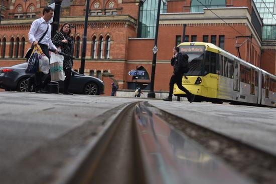 Tram lines by helenm2016