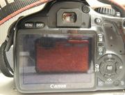22nd Jun 2016 - Nikon selfie in a dead Canon LCD panel…