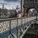 190 - Crossing Tower Bridge by bob65