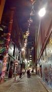 4th Jul 2016 - Melbourne graffiti alley