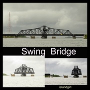 4th Jul 2016 - Swing Bridge