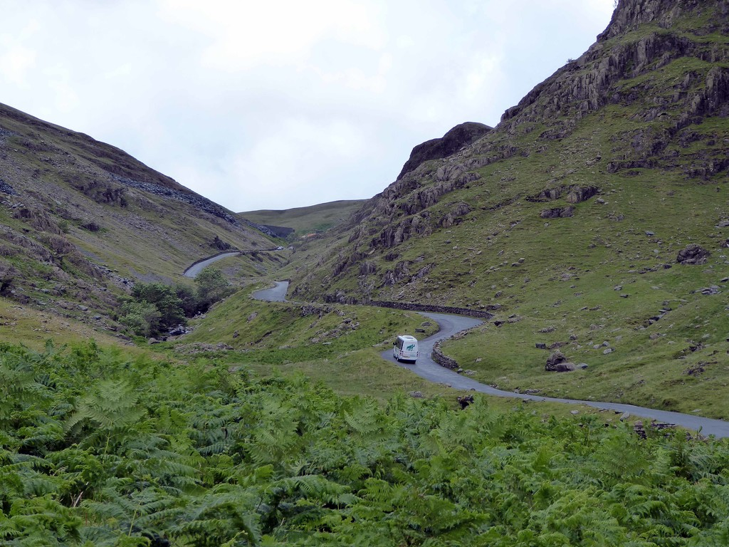 Honister Pass by cmp