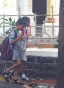 5th Jul 2016 - Ice candy after school