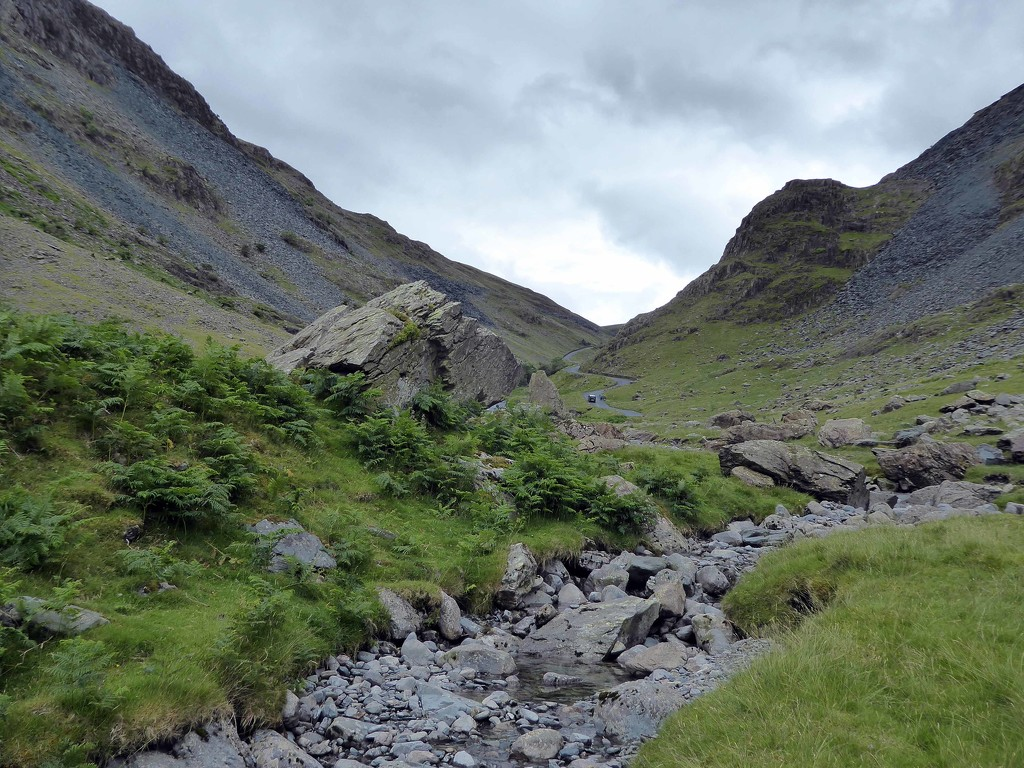 Honister Pass - again! by cmp