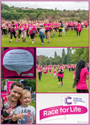 10th Jul 2016 - Race for life 2016