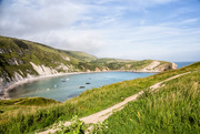 9th Jul 2016 - 2016 07 09 Lulworth Cove