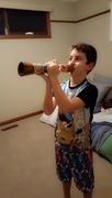 10th Jul 2016 - Didgeridoo