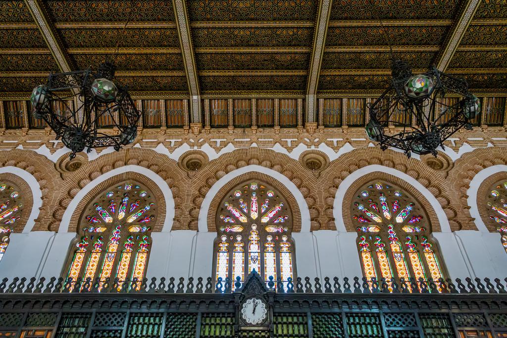 Toledo Train Station by pflaume