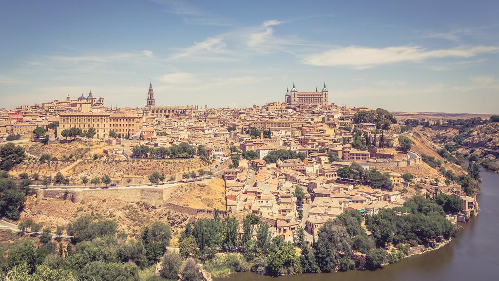 Toledo, Spain by pflaume
