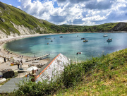 13th Jul 2016 - 2016 07 13 Lulworth Cove again