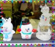 10th Dec 2010 - Holiday Trio