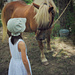 Holly Hobbie and the New Pony by alophoto
