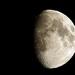 Half Moon July 14th by olivetreeann