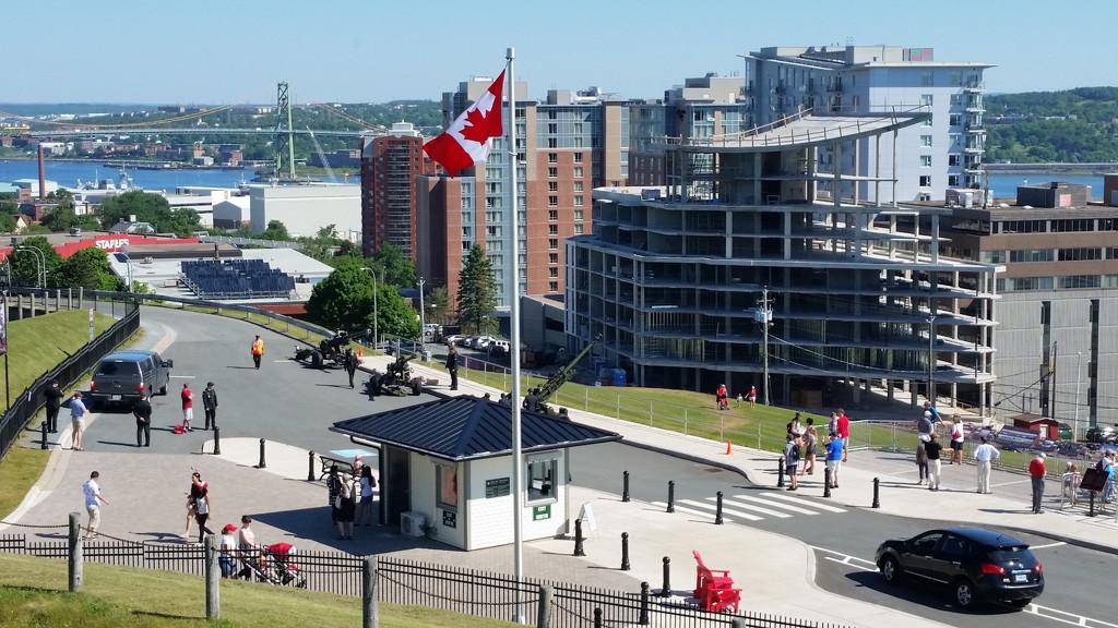 Halifax Canada Day by schmidt