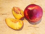 10th Jul 2016 - N is for nectarine