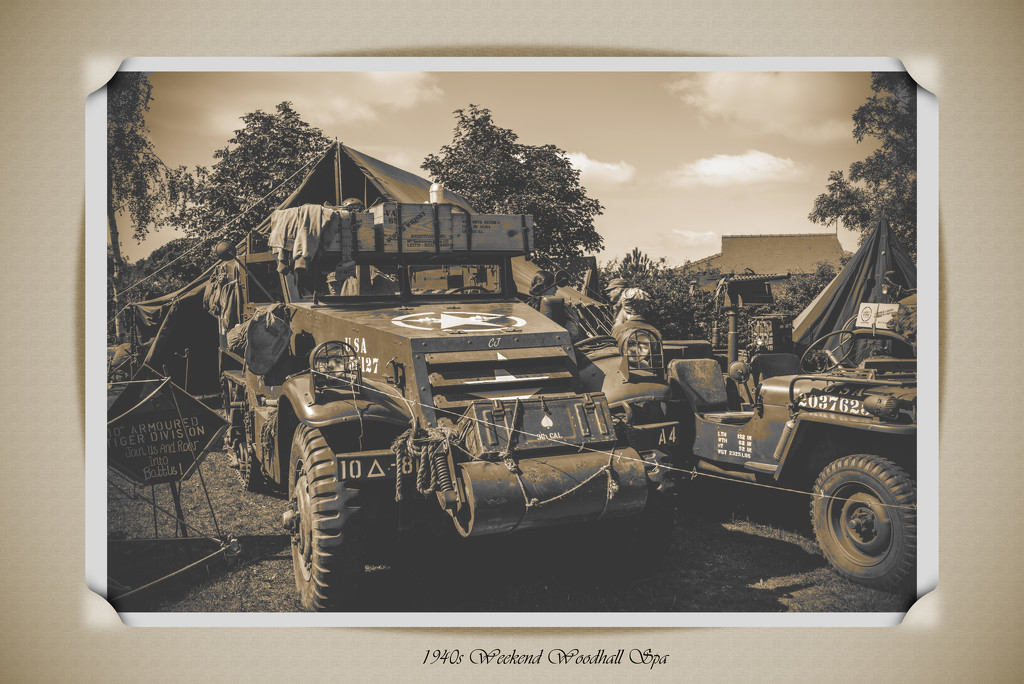 Woodhall Spa 1940s by pcoulson