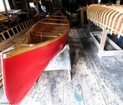 19th Jul 2016 - Finished Canoe