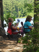 20th Jul 2016 - Leisurely afternoon by the lake