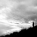 Man on a hill by bella_ss
