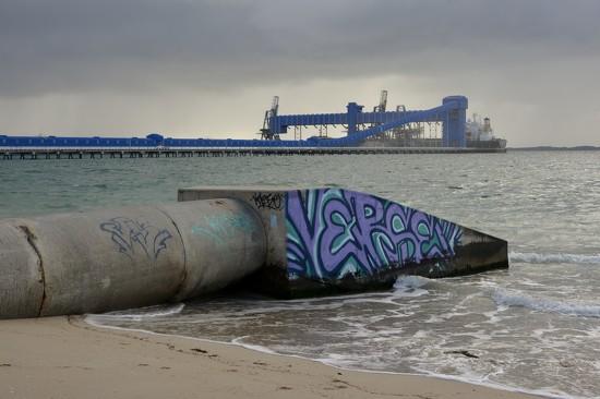 Graffiti _DSC8142 by merrelyn