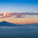 Sunset over Vesuvio by pasttheirprime
