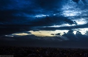 8th Jul 2016 - Cochabamba Before Dark