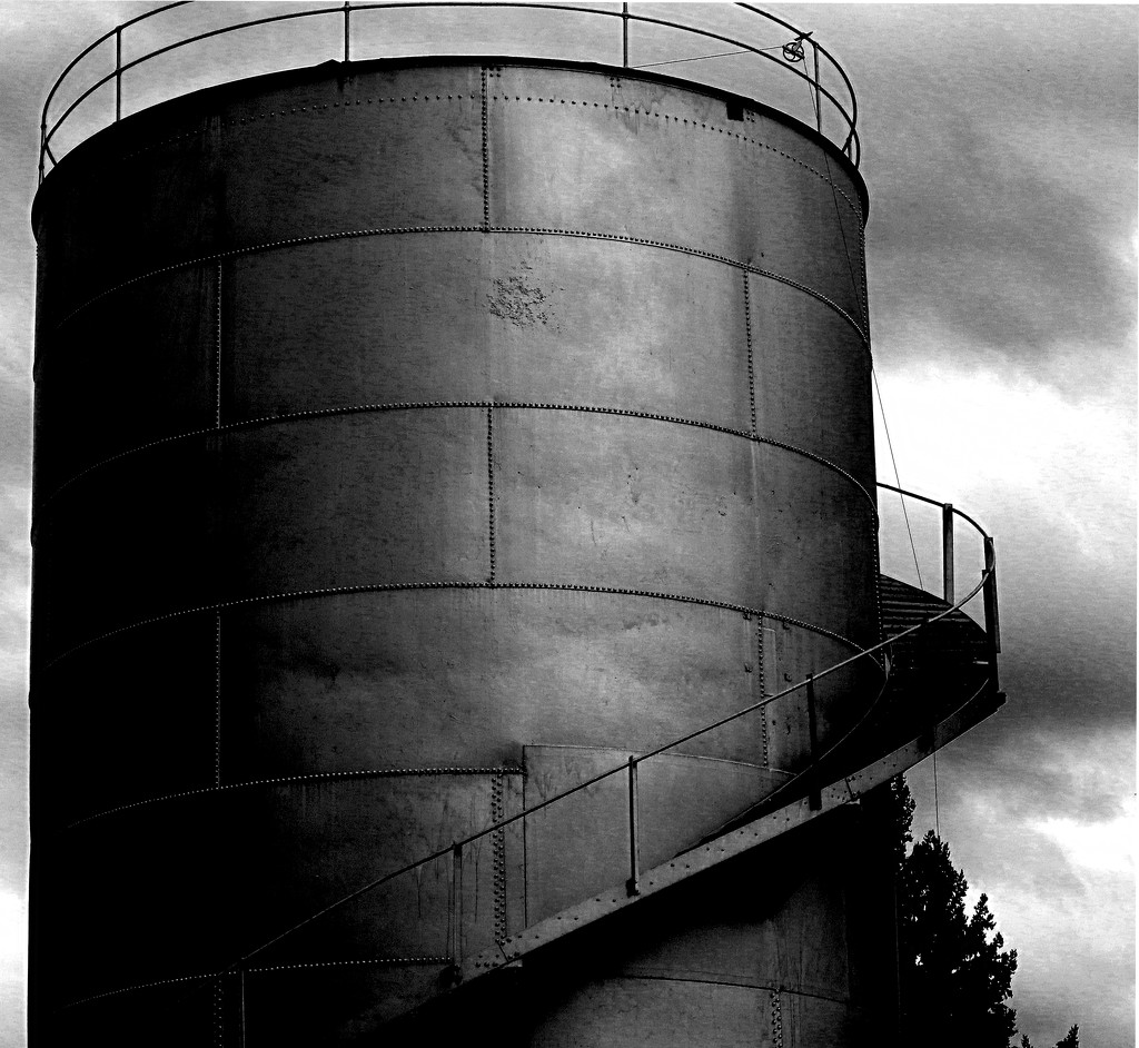 Water Tower by nanderson
