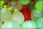 25th Jul 2016 - Water Balloons