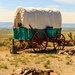 Oregon Trail Wagon by clay88