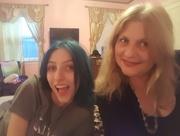 25th Jul 2016 - Mom and Daughter Selfie