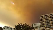 23rd Jul 2016 - Fire Sky