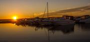 28th Jul 2016 - Sunrise at the marina
