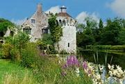 21st Jul 2016 - Scotney Old Castle