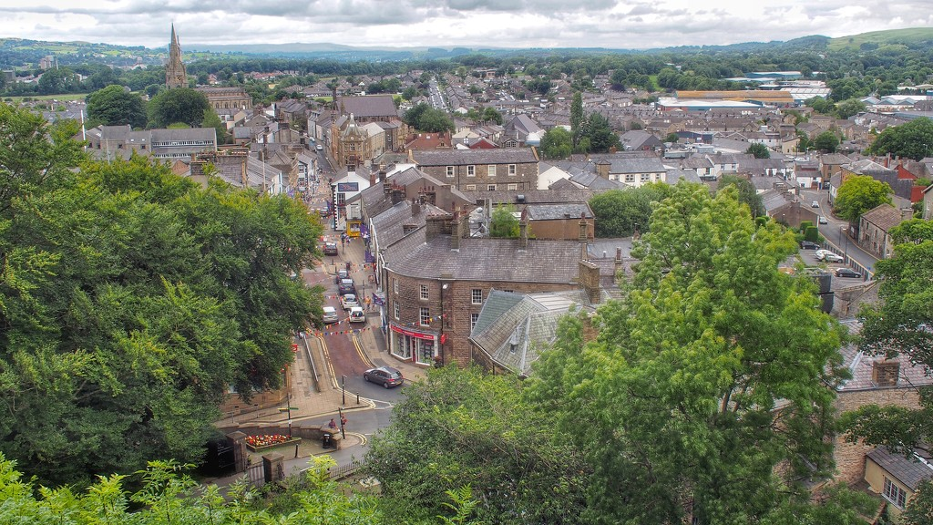 Clitheroe by happypat
