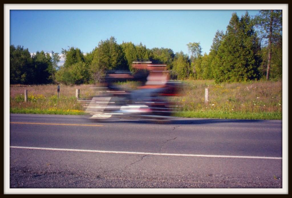 Blurred Vision by farmreporter