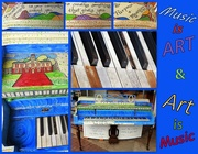29th Jul 2016 - Piano Art