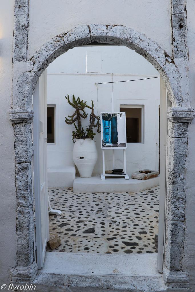 Doorways by flyrobin
