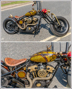 2nd Aug 2016 - Custom Harley