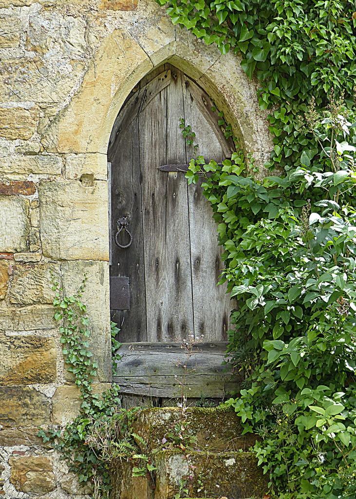 The old door by judithdeacon