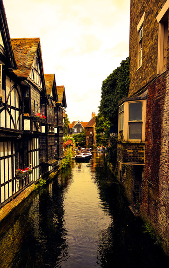 Canterbury  by iowsara