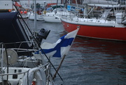 3rd Aug 2016 - Harbour Flags #16 - Finland