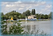 4th Aug 2016 - Priory Boat House
