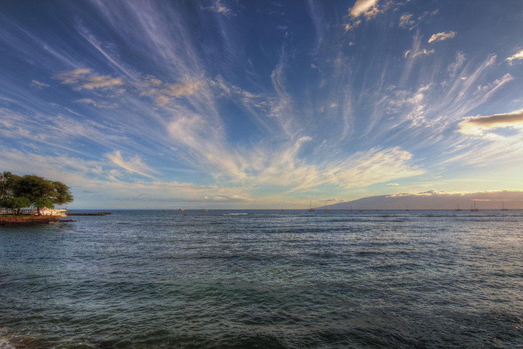 Hawaii Revisited: Maui Seascape by swchappell